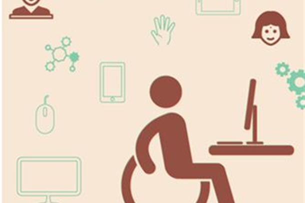IT-hjelpemidler for bevegelseshemmede