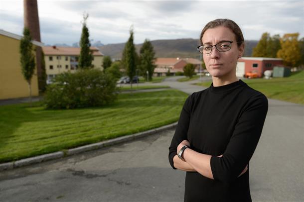 Astrid Weber, erfaringskonsulent i Psykisk helse- og rusklinikken, har sammen med sykepleier Annika Alexandersen undersøkt hva p