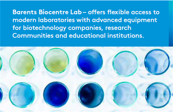 Barents biocentre lab